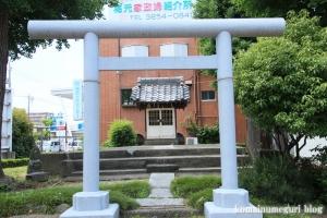 浅間神社(足立区西新井)2
