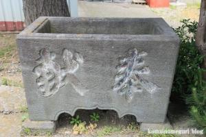 浅間神社(足立区西新井)4