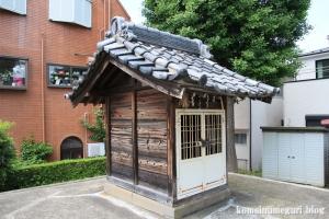 浅間神社(足立区西新井)6
