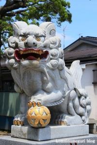 三嶋神社(足立区扇)8