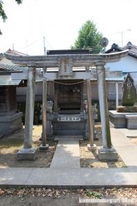 三嶋神社(足立区扇)14