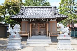 三嶋神社(足立区扇)7