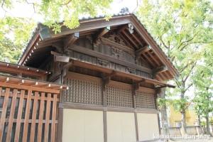 三嶋神社(足立区扇)12