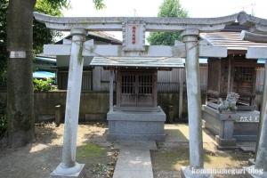 三嶋神社(足立区扇)15