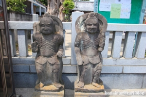 三嶋神社(足立区扇)16