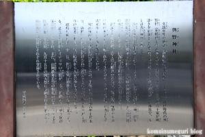 興野神社(足立区興野)3