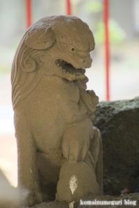 興野神社(足立区興野)12