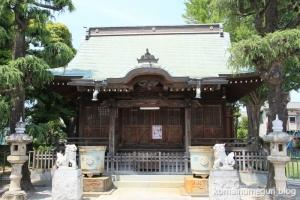 氷川神社(足立区本木西町)9