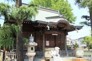 氷川神社(足立区本木西町)10