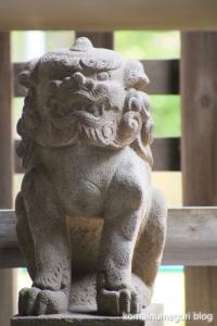氷川神社(足立区本木西町)12