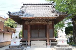 胡録神社(足立区本木南町)3
