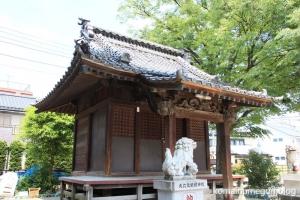 胡録神社(足立区本木南町)6