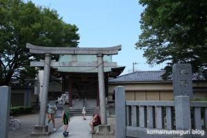 北野神社(足立区本木南町)1