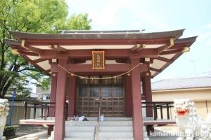 北野神社(足立区本木南町)7