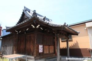 御嶽神社(足立区本木東町)7