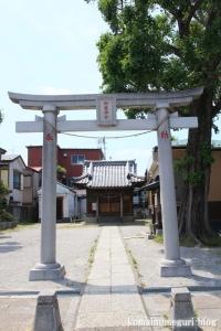 御嶽神社(足立区本木東町)2