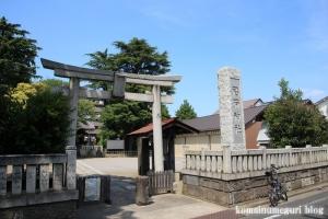 梅田稲荷神社(足立区梅田)1