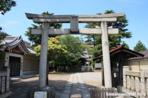 梅田稲荷神社(足立区梅田)3