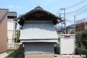梅田稲荷神社(足立区梅田)6