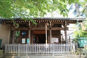梅田稲荷神社(足立区梅田)12