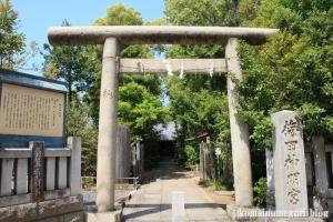 梅田新明宮(足立区梅田)3