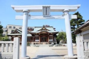西之宮稲荷神社(足立区足立)3