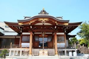西之宮稲荷神社(足立区足立)7
