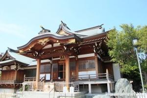 西之宮稲荷神社(足立区足立)8