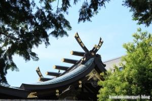 西之宮稲荷神社(足立区足立)9