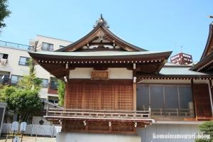 西之宮稲荷神社(足立区足立)10