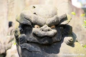 西之宮稲荷神社(足立区足立)19