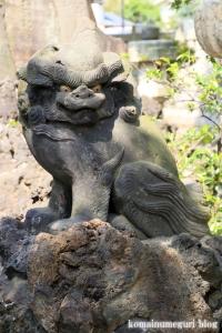 西之宮稲荷神社(足立区足立)15