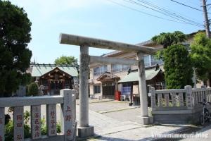 高砂神社(足立区足立)1
