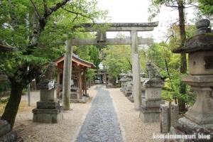 奈良豆比古(ならつひこ)神社(奈良市奈良坂町奥垣田)4