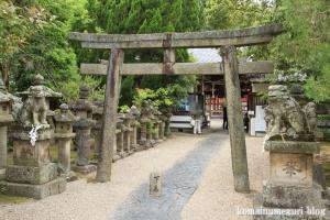 奈良豆比古(ならつひこ)神社(奈良市奈良坂町奥垣田)15