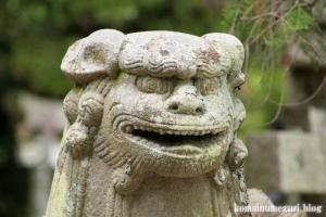 奈良豆比古(ならつひこ)神社(奈良市奈良坂町奥垣田)24