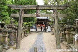 奈良豆比古(ならつひこ)神社(奈良市奈良坂町奥垣田)26