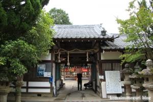 奈良豆比古(ならつひこ)神社(奈良市奈良坂町奥垣田)27