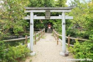 奈良豆比古(ならつひこ)神社(奈良市奈良坂町奥垣田)62