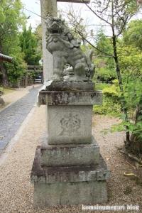 奈良豆比古(ならつひこ)神社(奈良市奈良坂町奥垣田)6