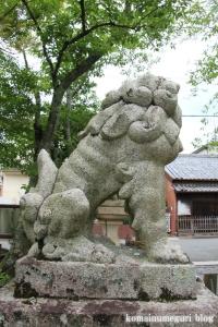 奈良豆比古(ならつひこ)神社(奈良市奈良坂町奥垣田)8