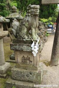 奈良豆比古(ならつひこ)神社(奈良市奈良坂町奥垣田)20