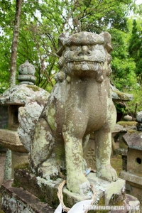 奈良豆比古(ならつひこ)神社(奈良市奈良坂町奥垣田)21