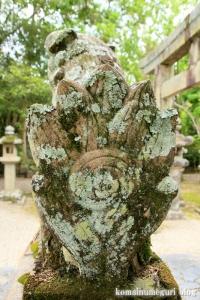 奈良豆比古(ならつひこ)神社(奈良市奈良坂町奥垣田)19