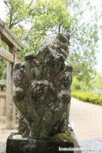 奈良豆比古(ならつひこ)神社(奈良市奈良坂町奥垣田)23