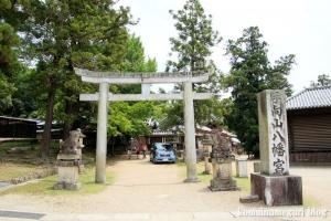手向山(たむけやま)八幡宮(奈良市雑司町)1