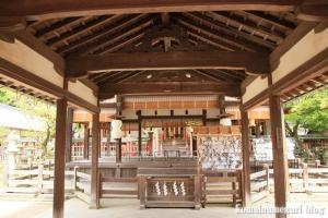 手向山(たむけやま)八幡宮(奈良市雑司町)14