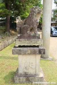 手向山(たむけやま)八幡宮(奈良市雑司町)7