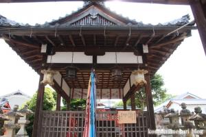 宅春日社(奈良市白毫寺町)8