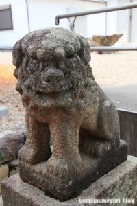 宅春日社(奈良市白毫寺町)11